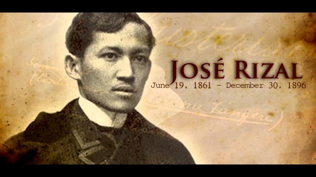 other essay written by jose rizal Free essays on the other essay written by dr jose p rizal get help with your writing 1 through 30.